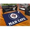 """FANMATS \NHL - Winnipeg Jets Man Cave All-Star Mat 33.75""""x42.5"""""""