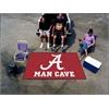 FANMATS Alabama Man Cave UltiMat Rug 5'x8'