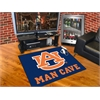 "FANMATS Auburn Man Cave All-Star Mat 33.75""x42.5"""