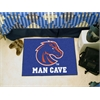 "FANMATS Boise State Man Cave Starter Rug 19""x30"""