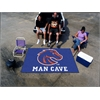 FANMATS Boise State Man Cave UltiMat Rug 5'x8'