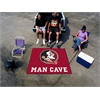 FANMATS Florida State Man Cave Tailgater Rug 5'x6'
