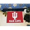 """FANMATS Indiana Man Cave Starter Rug 19""""x30"""""""