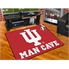 "FANMATS Indiana Man Cave All-Star Mat 33.75""x42.5"""