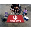 FANMATS Indiana Man Cave UltiMat Rug 5'x8'