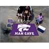 FANMATS Kansas State Man Cave UltiMat Rug 5'x8'
