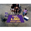 FANMATS Louisiana State Man Cave UltiMat Rug 5'x8'