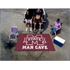 FANMATS Mississippi State Man Cave UltiMat Rug 5'x8'