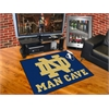 "FANMATS Notre Dame Man Cave All-Star Mat 33.75""x42.5"""