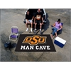 FANMATS Oklahoma State Man Cave UltiMat Rug 5'x8'