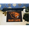 "FANMATS Oregon State Man Cave Starter Rug 19""x30"""