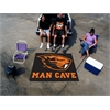 FANMATS Oregon State Man Cave Tailgater Rug 5'x6'