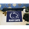 "FANMATS Penn State Man Cave Starter Rug 19""x30"""
