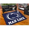 """FANMATS Penn State Man Cave All-Star Mat 33.75""""x42.5"""""""