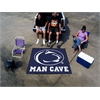 FANMATS Penn State Man Cave Tailgater Rug 5'x6'