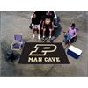 FANMATS Purdue 'P' Man Cave UltiMat Rug 5'x8'
