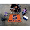 FANMATS Syracuse Man Cave Tailgater Rug 5'x6'