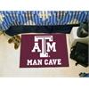 """FANMATS Texas A&M Man Cave Starter Rug 19""""x30"""""""