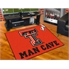 "FANMATS Texas Tech Man Cave All-Star Mat 33.75""x42.5"""
