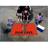 FANMATS Texas Tech Man Cave UltiMat Rug 5'x8'