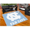 "FANMATS UNC - Chapel Hill Fan Cave All-Star Mat 33.75""x42.5"""