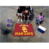 FANMATS Southern California Man Cave Tailgater Rug 5'x6'