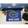 "FANMATS Florida Man Cave Starter Rug 19""x30"""