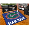 "FANMATS Florida Man Cave All-Star Mat 33.75""x42.5"""