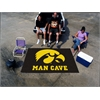 FANMATS Iowa Man Cave UltiMat Rug 5'x8'