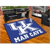 "FANMATS Kentucky Man Cave All-Star Mat 33.75""x42.5"""