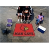 FANMATS Louisville Man Cave Tailgater Rug 5'x6'
