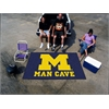 FANMATS Michigan Man Cave UltiMat Rug 5'x8'