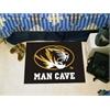 "FANMATS Missouri Man Cave Starter Rug 19""x30"""