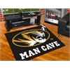 "FANMATS Missouri Man Cave All-Star Mat 33.75""x42.5"""
