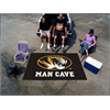 FANMATS Missouri Man Cave UltiMat Rug 5'x8'