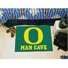 "FANMATS Oregon Man Cave Starter Rug 19""x30"""