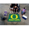 FANMATS Oregon Man Cave Tailgater Rug 5'x6'