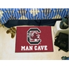 "FANMATS South Carolina Man Cave Starter Rug 19""x30"""