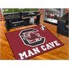 "FANMATS South Carolina Man Cave All-Star Mat 33.75""x42.5"""