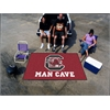 FANMATS South Carolina Man Cave UltiMat Rug 5'x8'