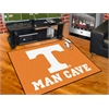 "FANMATS Tennessee Man Cave All-Star Mat 33.75""x42.5"""