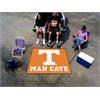 FANMATS Tennessee Man Cave Tailgater Rug 5'x6'