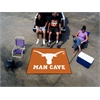 FANMATS Texas Man Cave Tailgater Rug 5'x6'