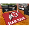 "FANMATS Utah Man Cave All-Star Mat 33.75""x42.5"""