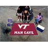 FANMATS Virginia Tech Man Cave UltiMat Rug 5'x8'