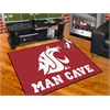 "FANMATS Washington State Man Cave All-Star Mat 33.75""x42.5"""