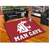 "FANMATS Washington State Man Cave All-Star Mat 33.75""x42.5"""