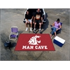 FANMATS Washington State Man Cave UltiMat Rug 5'x8'