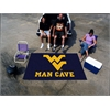 FANMATS West Virginia Man Cave UltiMat Rug 5'x8'