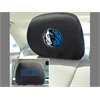 "FANMATS NBA - Dallas Mavericks Head Rest Cover 10""x13"""